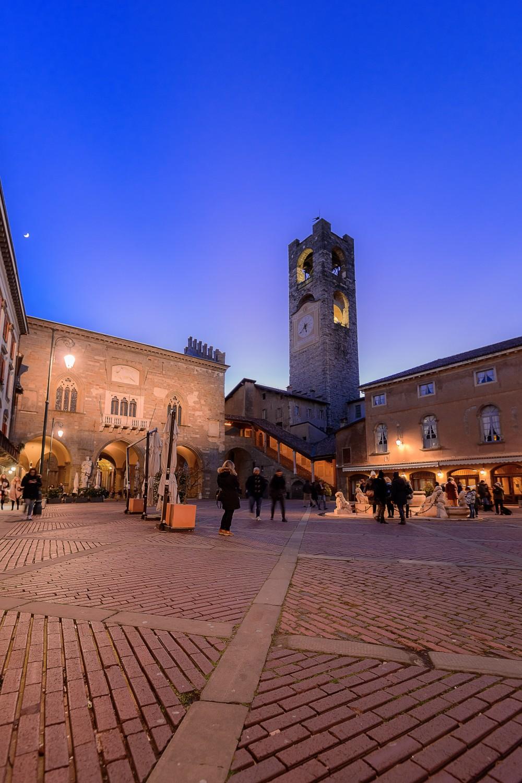 La Torre Civica  Campanone
