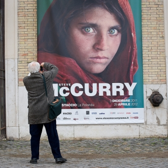 Incontro Con Steve Mccurry