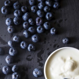Yogurt E Mirtill